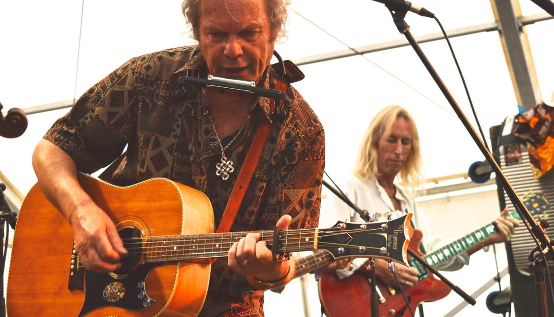 The Chris Jagger Band + The Mad Hatters