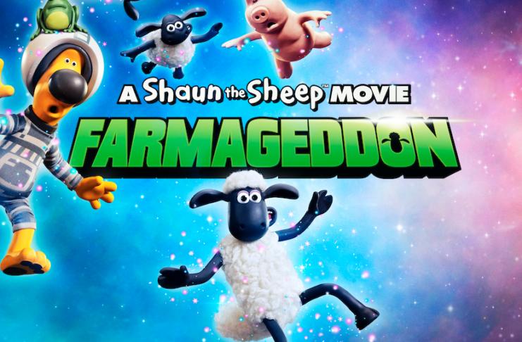 A Shaun The Sheep Movie:Farmageddon 1