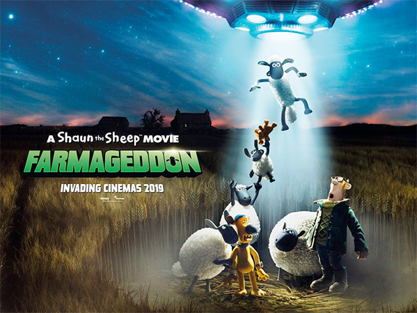 A Shaun The Sheep Movie:Farmageddon 2