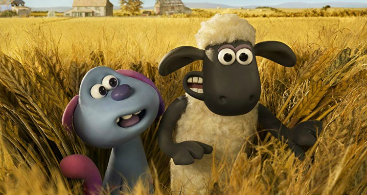 A Shaun The Sheep Movie:Farmageddon
