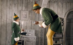 Elf (12A) (2003) 93mins