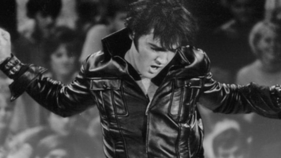 FILM/SCREENING : Elvis Unleashed (U) 3