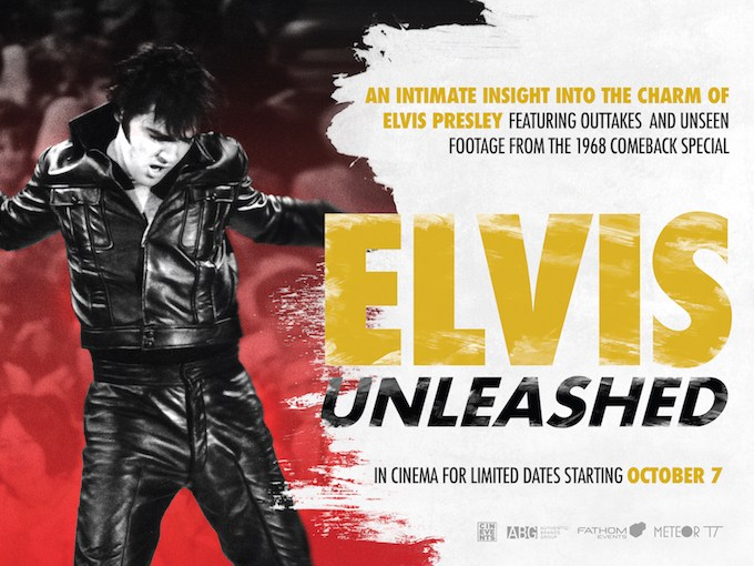 FILM/SCREENING : Elvis Unleashed (U)