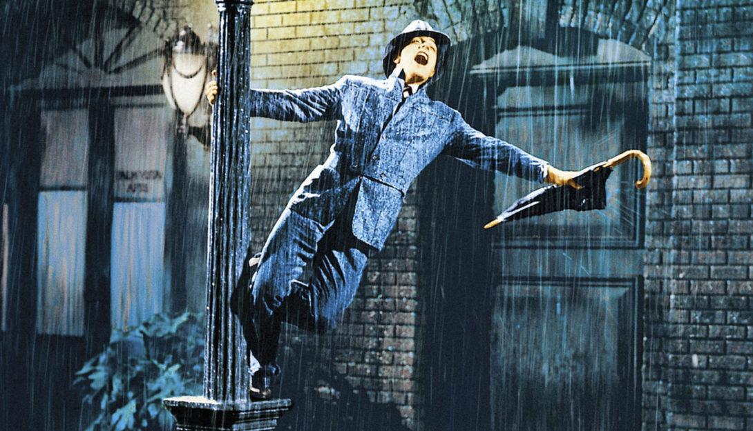 Singin' In The Rain (U) (1952) 2