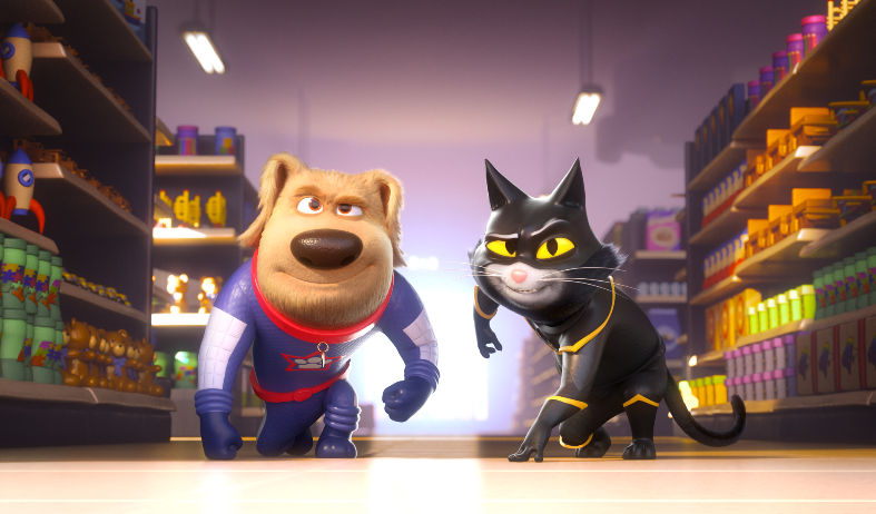 Star Dog & Turbo Cat 3