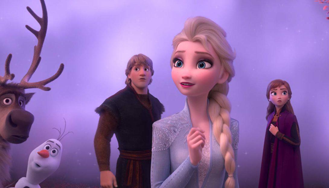 Frozen II (U) 1