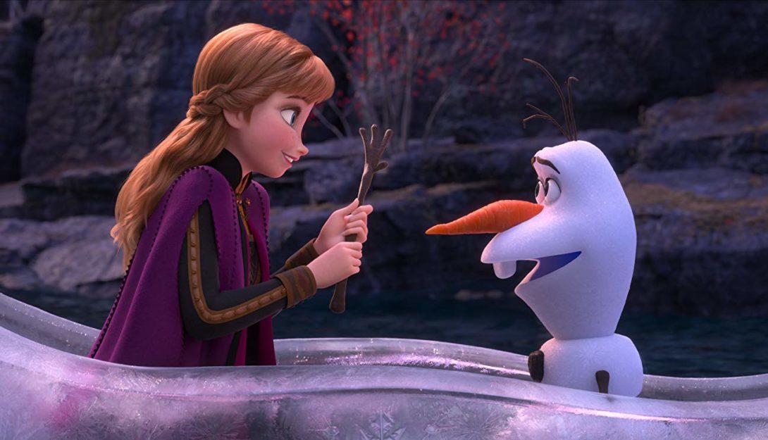 Frozen II (U) 5