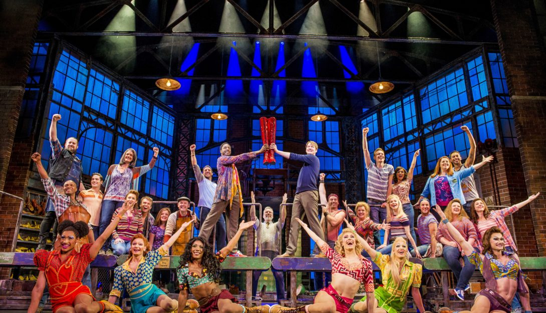 SCREENING : Kinky Boots The Musical 1
