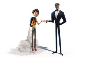 Spies In Disguise (PG) 8