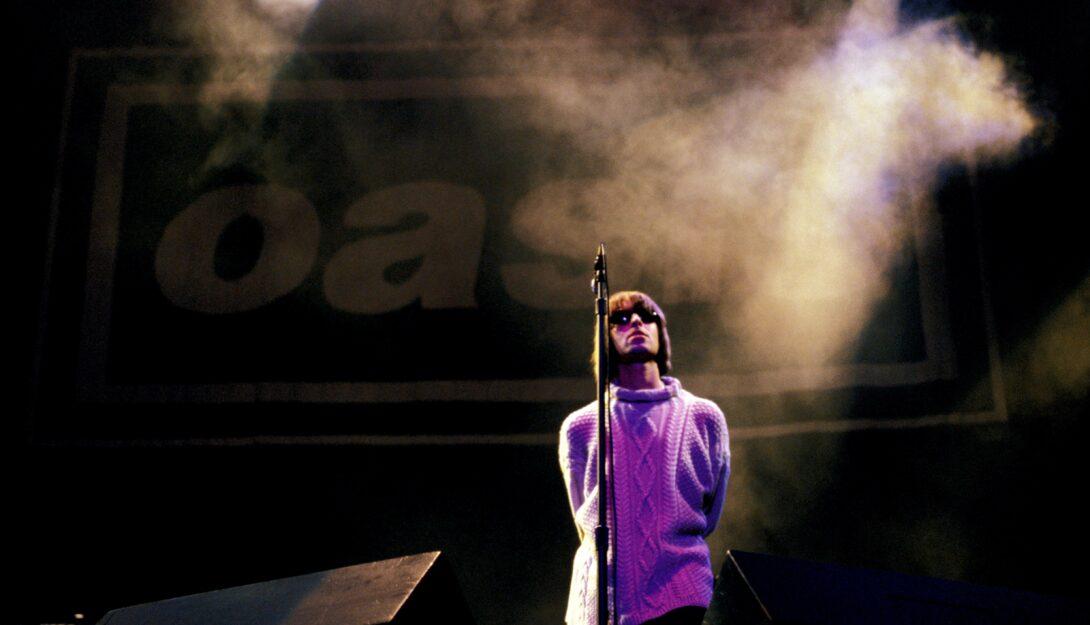 Oasis Knebworth 1996 2