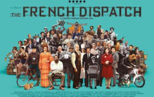 The French Dispatch (15)(2021) 108mins